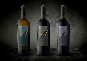 Винодельня «Кубань-Вино» выпустила тихие вина под маркой ARISTOV