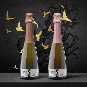 Винодельня «Кубань-Вино» выпустила игристые вина «Шато Тамань  Select» объемом 0,375 л