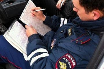 Курянин заплатит за оскорбление инспектора ГИБДД