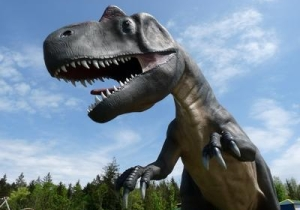 IndoorVideo расскажет, где в Киеве встретить динозавра