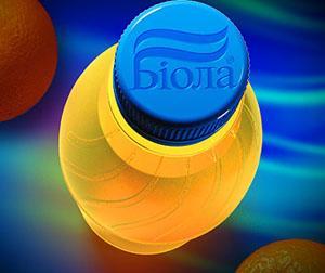 Разработан новый дизайн напитков ТМ «Биола»