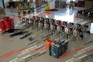 Окрасочное оборудование безвоздушного распыления - распродажа по акции со скидкой 30%!