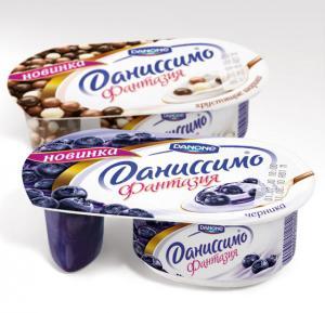 iQonic расширяет линейку «Фантазии» для «Danone»