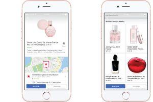 В соцсети Facebook появилась динамическая реклама