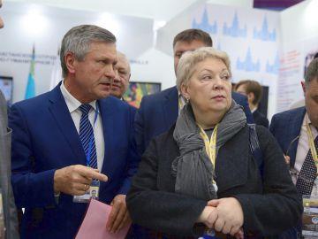 АлтГУ принял активное участие в XIV Форуме межрегионального сотрудничества России и Казахстана