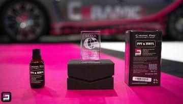На SEMA Global Award 2017 Ceramic Pro получила призы за лучшие стенд и продукт