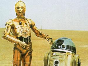 """Роботы из """"Звездных войн"""" появились в британской рекламе"""