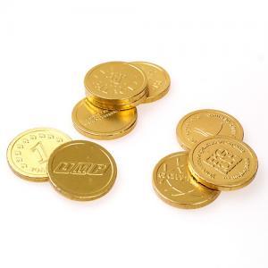 Шоколадные монеты