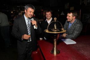 5 октября в Москве состоялась встреча участников Rolex Middle Sea Race 2012