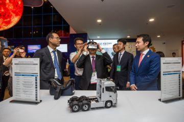 Компания Foton Motor провела «FOTON DAY» в Китайском павильоне на Экспо-2017 в Астане