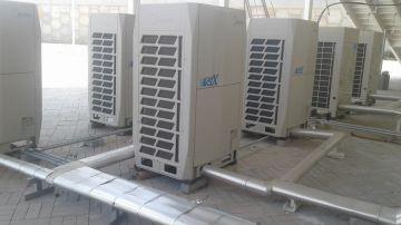 Midea выиграла тендер на поставку полноинверторных систем центрального кондиционирования воздуха MAi для российских стадионов