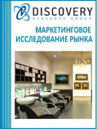 Анализ московского рынка индустрии красоты: салоны красоты и SPA