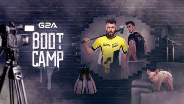 G2A организует киберспортивный тренировочный лагерь для Virtus.pro и Natus Vincere