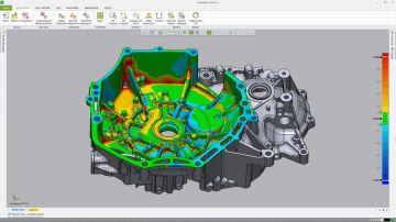 3D Systems представила разработки в области техконтроля и серийного изготовления деталей