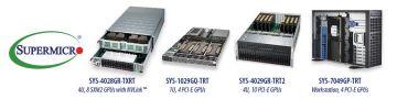 Supermicro представляет самые современные и оптимизированные ГП-системы NVIDIA на выставке SC17