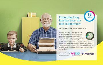 Подразделение Merck Consumer Health следует принципам движения WE100