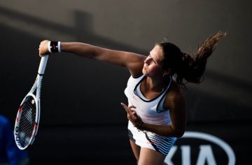 Восходящая звезда мирового тенниса Дарья Касаткина стала новым лицом компании ИнстаФорекс