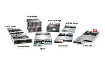 Supermicro представляет новые решения HPC на выставке SC17