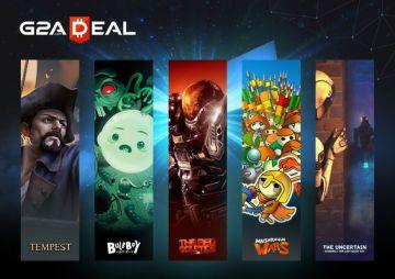 G2A.COM представит третий выпуск G2A Deal 11 мая