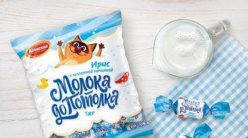 «Молока до потолка»: счастье да и только