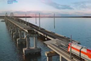 Ролик «Крымский мост» начал собирать награды
