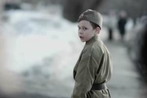 Самарский «Ералаш» снял ролик о призраке 10-летнего солдата