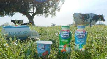 Молочные реки и фруктовые берега в новом ролике бренда «ФрутоНяня»