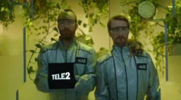 Initiative совместно с Google провело рекламную кампанию для оператора мобильной связи Теle2