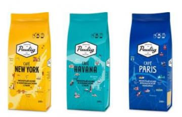 Paulig представляет новую кофейную линейку Paulig City Coffees