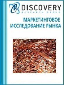 Анализ рынка лома цветных металлов в России (с предоставлением базы импортно-экспортных операций)