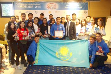 Молодежный совет Ассоциации азиатских университетов создадут по итогам прошедшей в АлтГУ «Алтай-Азии 2017»
