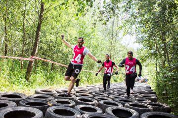 Мультиспортивное соревнование Legion X-Fit объединило лучших атлетов страны