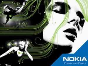 Nokia предложила размещать рекламу на мобильниках