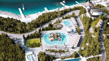 В июне откроется аквапарк в отеле «Ялта-Интурист»