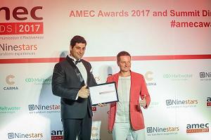 «Эффект Promobot»: российское агентство Ex Libris стало призером международного AMEC Awards 2017