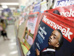 Журнал Newsweek объединится с новостным сайтом Daily Beast