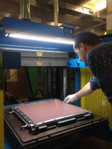 Высокая плотность эластомеров Nowelle обеспечит улучшенную виброзащиту новых производств на 106 ЭОМЗ