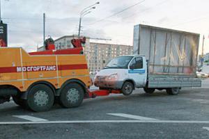 """Москва посетовала на слишком маленькие штрафы для """"Газелей"""" с рекламой"""