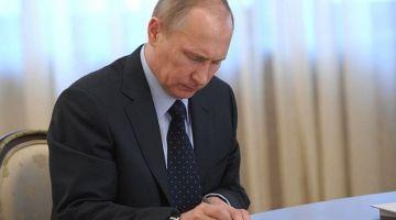 Путин подписал закон о частичном ограничении работы онлайн-кинотеатров