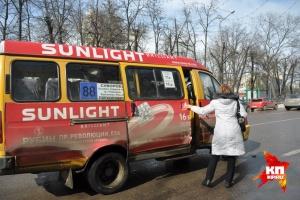 С бортов воронежских автобусов и троллейбусов исчезнет реклама