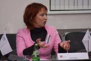 Паринова Анна Ивановна