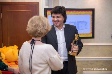 Группа компаний «Тополь» дважды отмечена Национальной премией детской индустрии «Золотой медвежонок»
