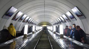 Суд снизил цену рекламного контракта в московском метро на 1 млрд руб.