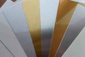 Металлические пластины для гравертона и сублимации