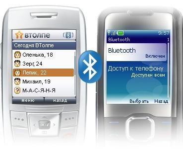 Bluetooth-устройства WINGS BlueCell поддержали социальную сеть «ВТолпе»