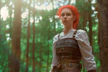 «Воин света» — новая песня певицы Barbara Vido