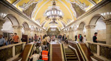 Коммерческая аудиореклама исчезнет в московском метро