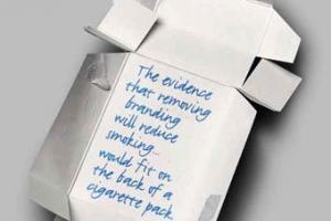 JTI выпустила рекламу против отмены брендинга сигаретных пачек