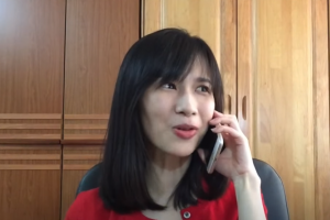 Китайский видеоблогер Папи Цзян продала первую рекламу в своем ролике за $3,4 миллиона