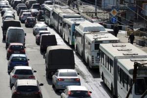 Реклама на автобусах в Москве не будет ухудшать обзор для пассажиров